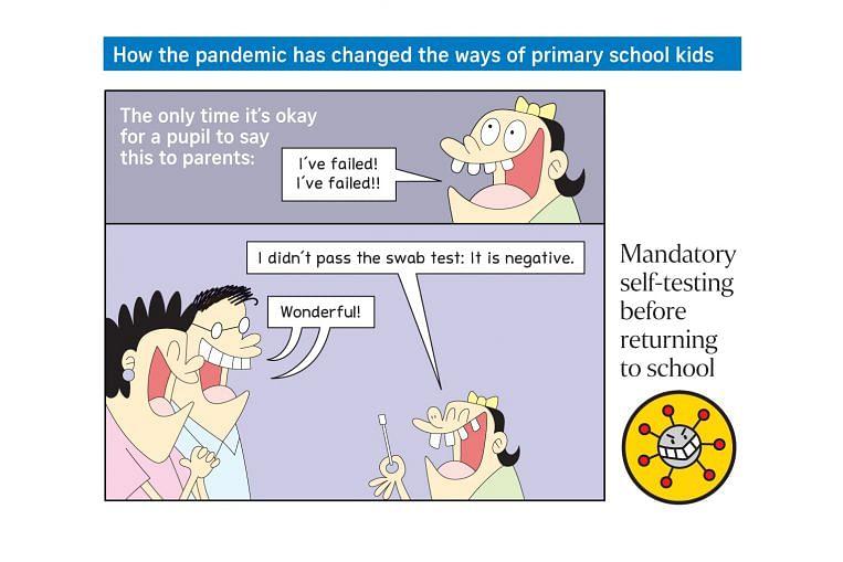 Pandangan Kartunis: Lee Chee Chew, 10 Okt 2021