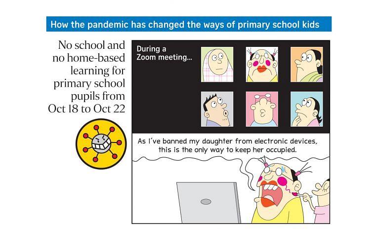 La opinión de un dibujante: Lee Chee Chew, 10 de octubre de 2021
