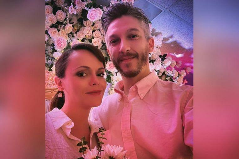 La actriz Christina Ricci y el estilista Mark Hampton en una boda sorpresa, noticias de entretenimiento e historias destacadas