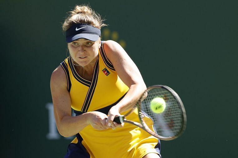 Tenis: Svitolina bertahan dalam serangan Cirstea, Swiatek mara ke pusingan keempat Indian Wells, Berita Tenis & Berita Teratas