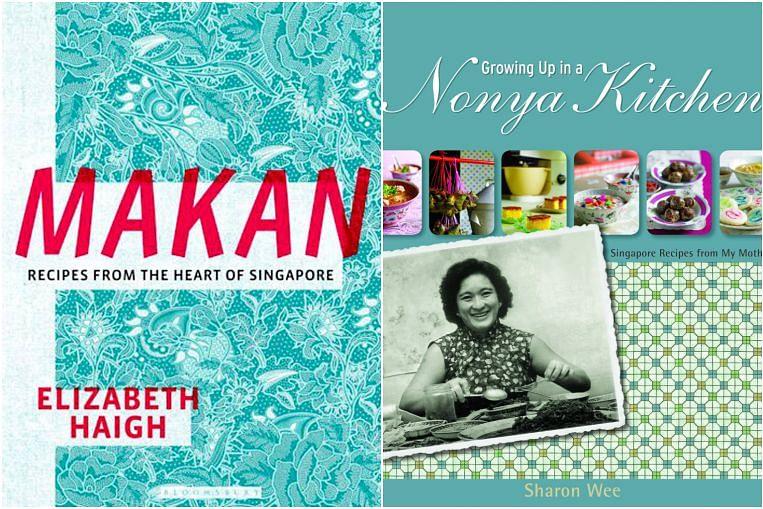 Buku masakan tukang masak London, Elizabeth Haigh, diambil setelah pengarang dari Singapura, Sharon Wee mendakwa peniruan, Berita Makanan & Berita Teratas