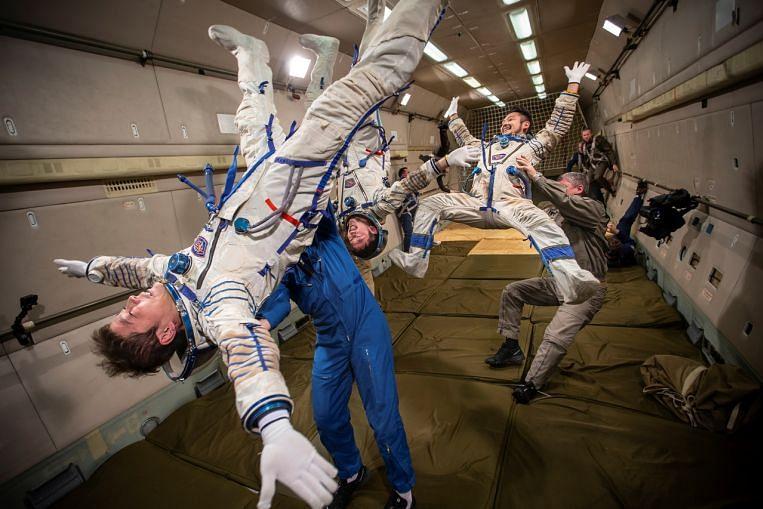 Spacemen in the making: Entrenamiento para el viaje a la Estación Espacial Internacional, Fotos Noticias e historias destacadas