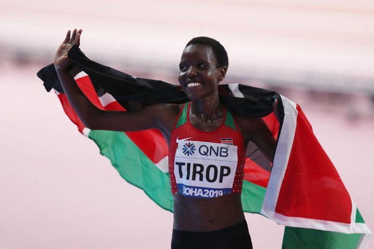Atletismo: Tirop, medallista de bronce del Campeonato Mundial, fue encontrado apuñalado hasta la muerte, Sport News & Top Stories