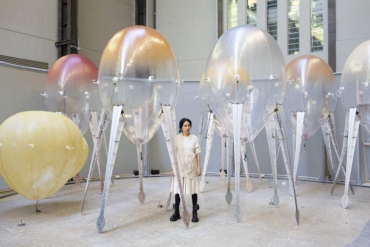Invasión de las máquinas de aroma en la exposición de Londres, Fotos Noticias e historias destacadas