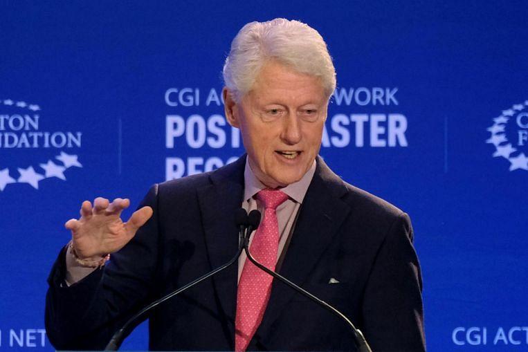 El ex presidente de los EE. UU., Bill Clinton, ingresado en un hospital de California con una infección no causada por Covid, United States News & Top Stories