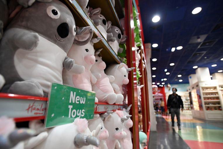 Las empresas de juguetes del Reino Unido luchan para evitar la pesadilla antes de Navidad, Europe News & Top Stories