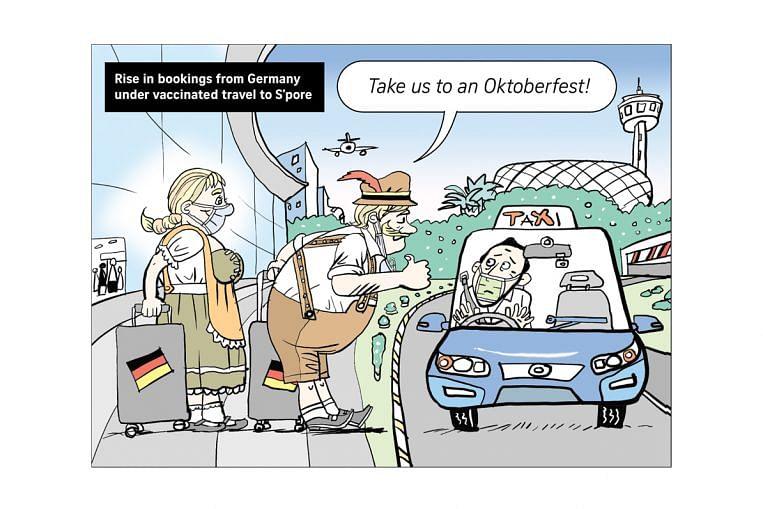 Pandangan Kartunis: Cel Gulapa, 17 Okt 2021