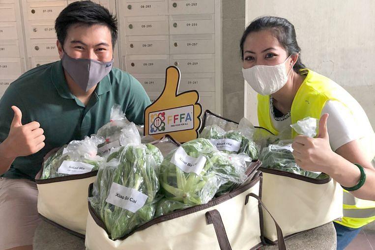 Las organizaciones benéficas en S'pore recurren a la tecnología para proporcionar ayuda alimentaria de manera más eficaz, Singapore News & Top Stories