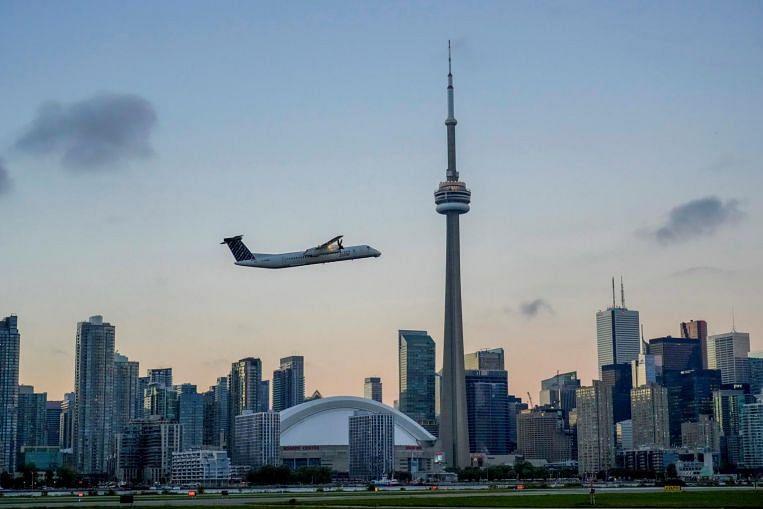 Vuele más, contamine menos: el gran enigma de la aviación, World News & Top Stories