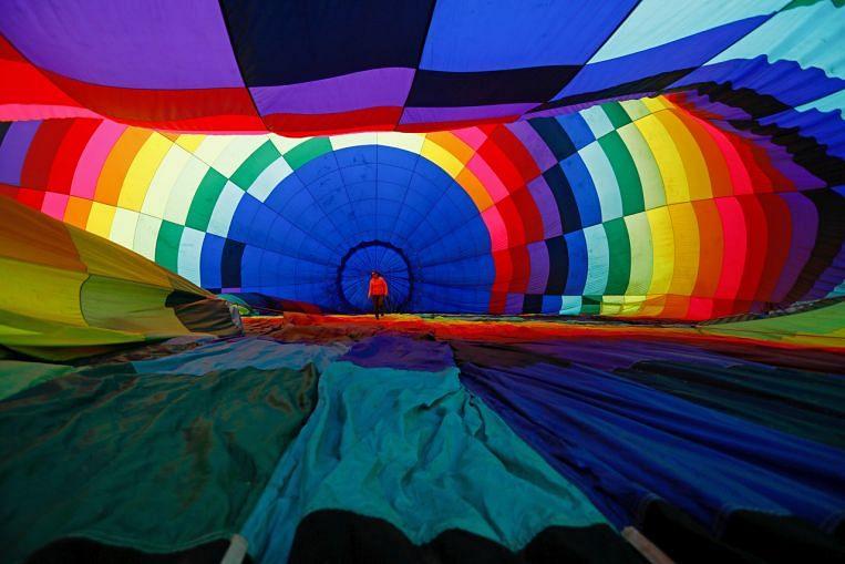 Ballooning dilancarkan di Brazil, Berita Foto & Berita Teratas
