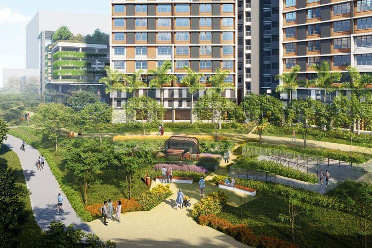Queenstown menjadi daerah kesihatan pertama di Singapura dengan reka bentuk mesra masyarakat, program kemasyarakatan, Berita Perumahan & Berita Teratas