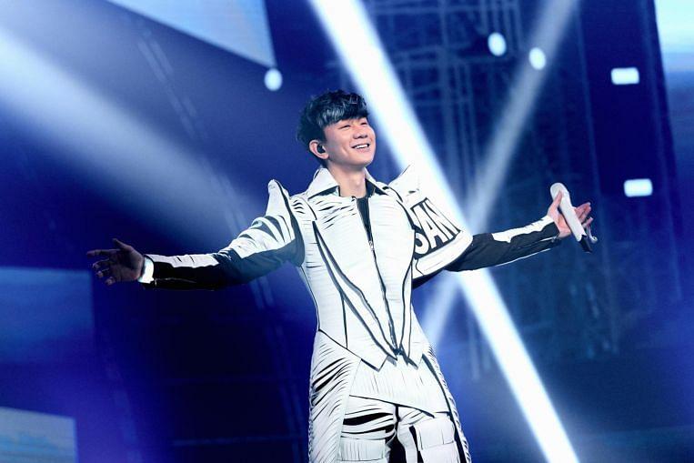 JJ Lin untuk Aksi Asia Tenggara Terbaik dalam Anugerah Muzik MTV Europe, Berita Hiburan & Berita Teratas