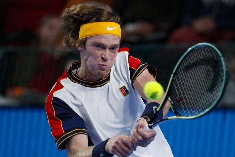 Tenis: Rublev pilihan utama keluar dari Piala Kremlin, Sakkari ke Pusingan Akhir WTA, Berita Tenis & Cerita Teratas