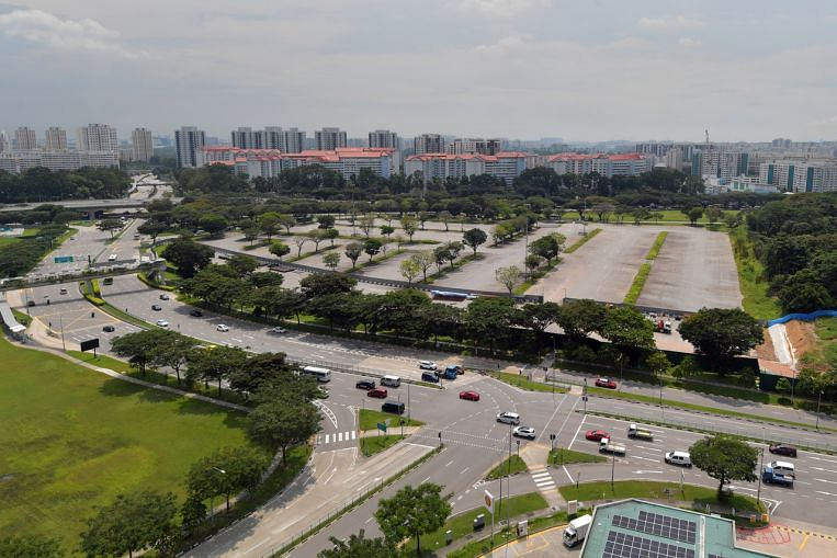 Designated carpark and tracking system to be set up for motorists driving in from Malaysia