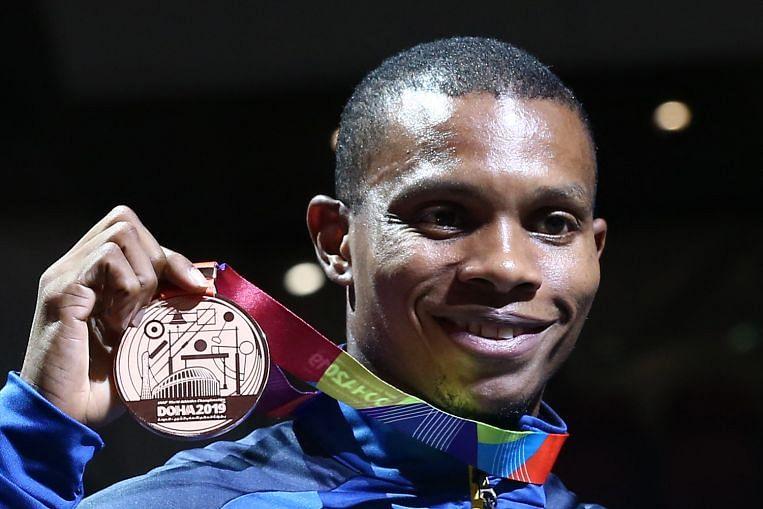 Former athletics world medallist Alex Quinonez shot dead in Ecuador