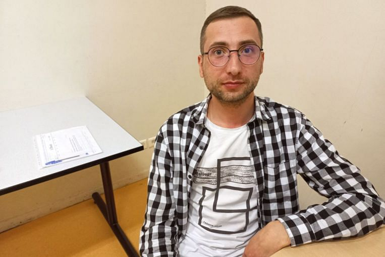 Rusia incluye al denunciante de video de tortura en la lista de buscados, Europe News & Top Stories