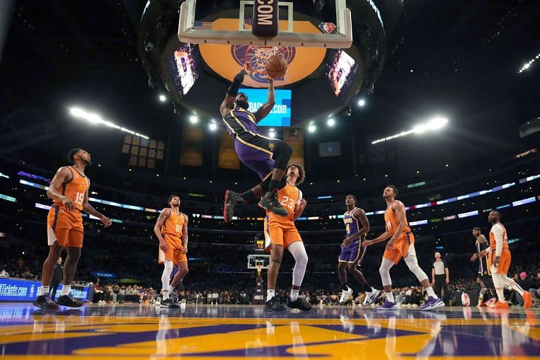 NBA: Unbeaten Grizzlies ready for winless Lakers; Bulls go 3-0 after overpowering Pistons, Basketball News & Top Stories