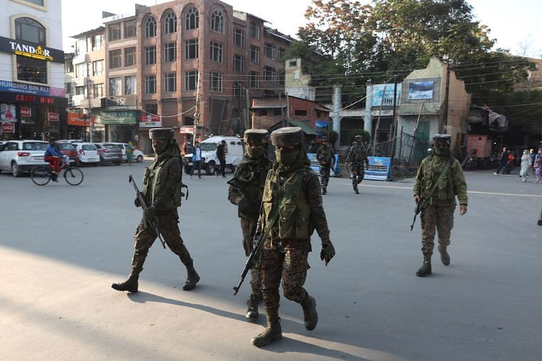 Man shot dead in Kashmir as security tight for minister's visit