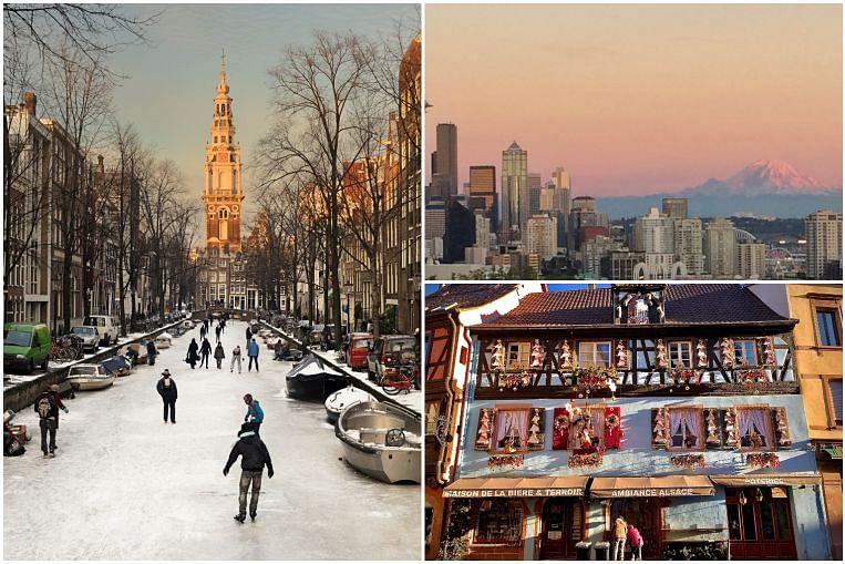 Sebelas syurga: Perkara yang perlu dilakukan di destinasi VTL, dari Krismas di Perancis hingga 4 pagi membeli-belah di Korea Selatan, Berita Perjalanan & Cerita Teratas