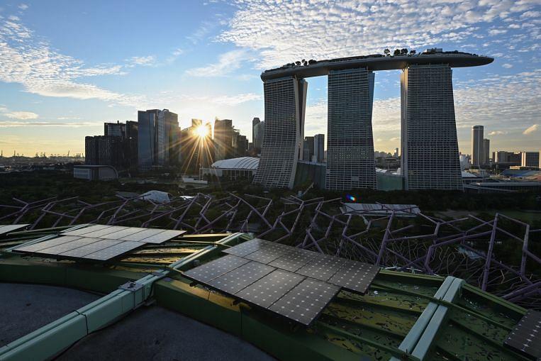 Syarikat Singapura menandatangani dua perjanjian untuk mengimport tenaga solar dari Indonesia, Berita Ekonomi & Cerita Teratas