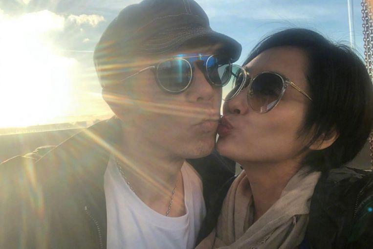 Paul Wong Beyond menunjukkan kasih sayangnya kepada isteri Athena Chu ketika usianya mencecah 50 tahun, Berita Hiburan & Cerita Teratas