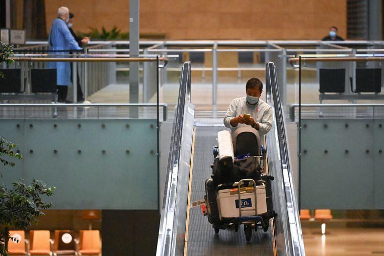 Pengembara yang divaksin dari Australia dan Switzerland boleh memasuki S'pore tanpa kuarantin mulai 8 Nov, Berita Pengangkutan & Cerita Teratas