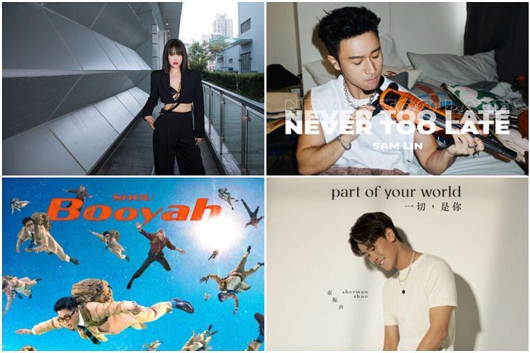 Adegan muzik: Lagu R&B yang licin dan geram daripada artis Mandopop, Berita Hiburan & Cerita Teratas