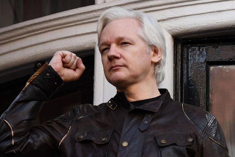 AS mencabar blok ekstradisi Julian Assange di mahkamah UK, Berita Eropah & Cerita Teratas