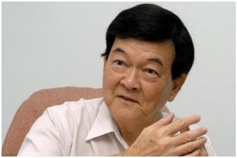 Former SDP chairman Ling How Doong dies aged 85