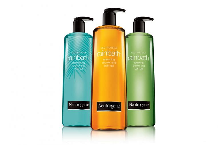 Style News: New scents for Neutrogena's Bath Gel