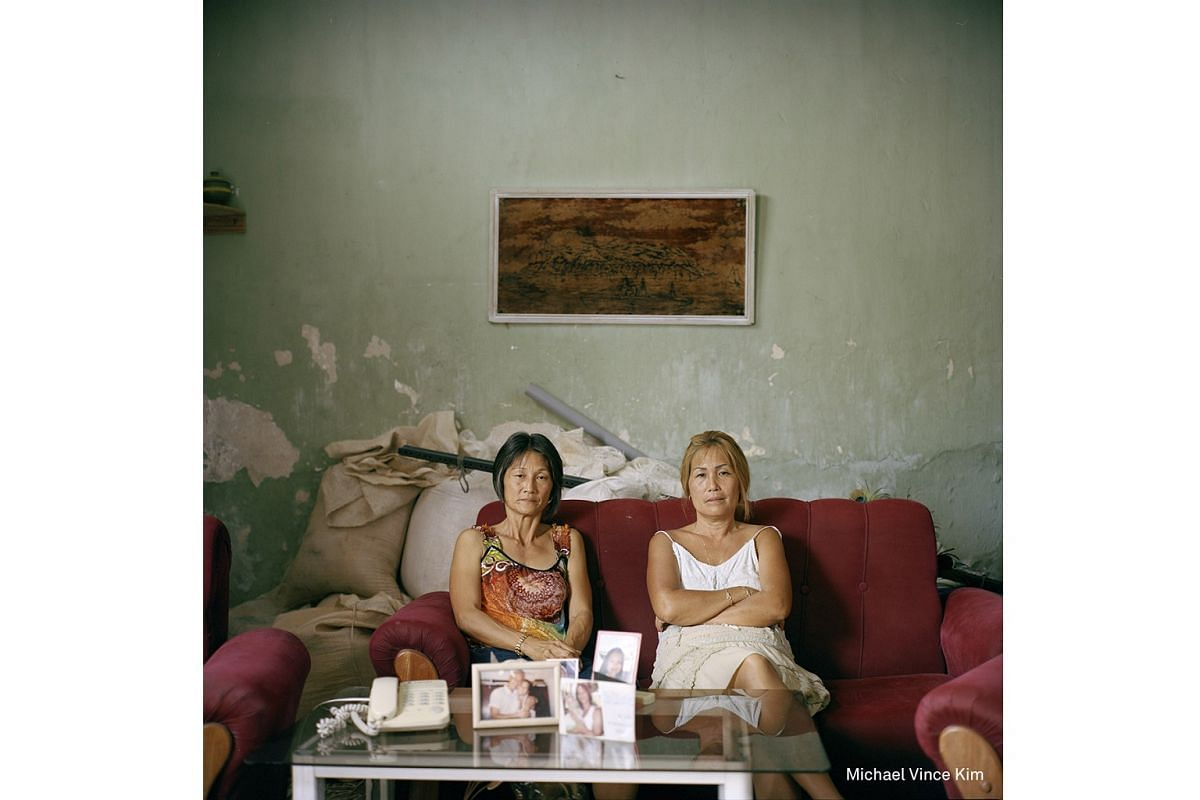 First prize People (Stories) category. Sisters Olga and Adelina Lim Hi, descendants of Koreans. Take in Matanzas, Cuba, in 2016.
