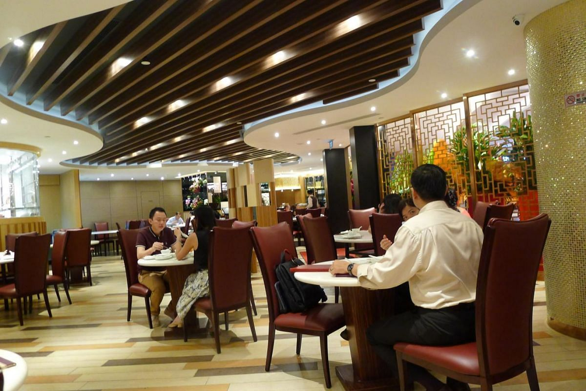 Four Seasons Chinese Restaurant, located at Capitol Piazza, is famous for its roast duck.