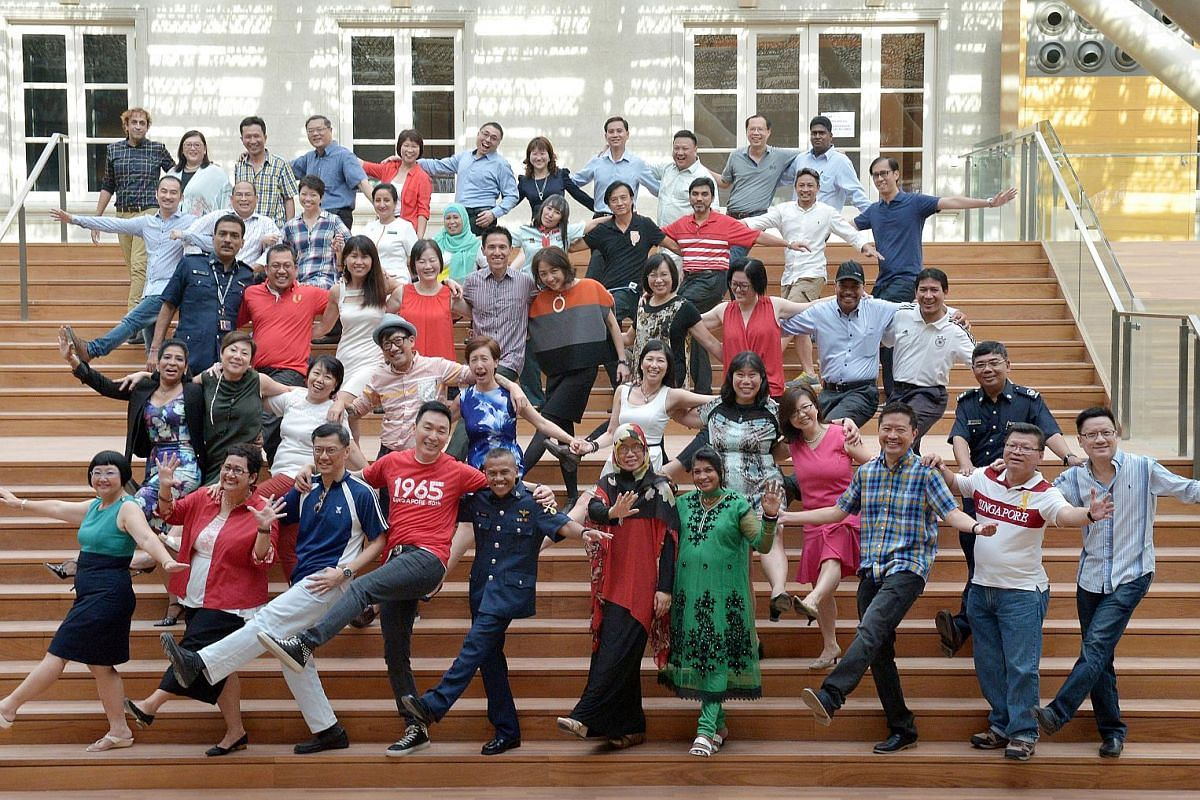 ST interviewed 50 Singaporeans from all walks of life who were born in 1965.