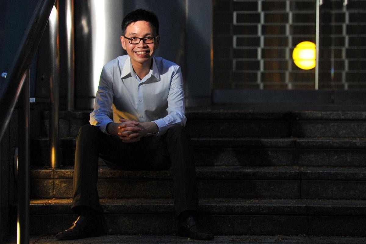 Mr Benjamin Koh (above).