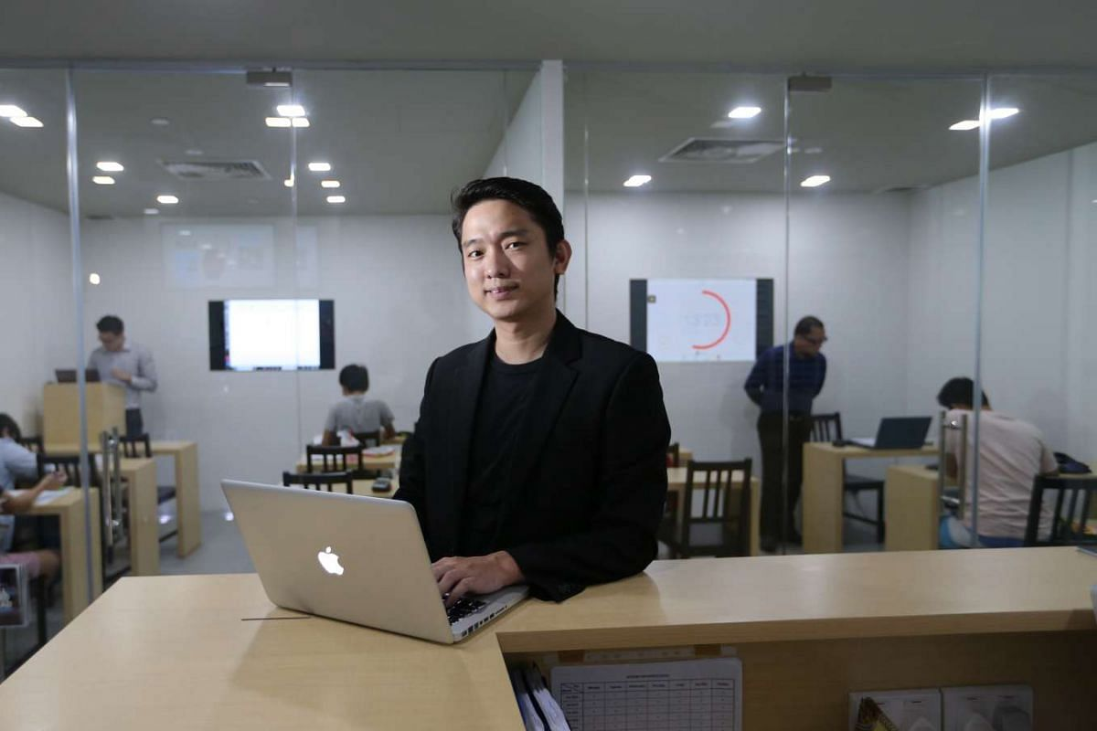 Mr Neo Zhizhong, co-founder of Beautyful Minds, estimates that the company has invested about $500,000 to develop Geniebook. The system collects information on individual students as their assignments are done and marked, pinpoints weak areas and gen