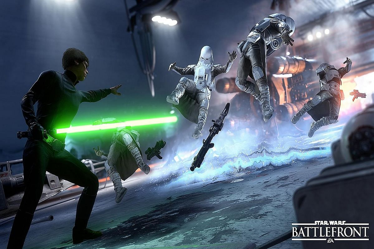 The localisation of games, such as Star Wars: Battlefront, for the Mandarin-speaking market is another focus area for Japanese game makers. While booths that showcased virtual reality headsets dominated the show floor and drew the longest queues at T