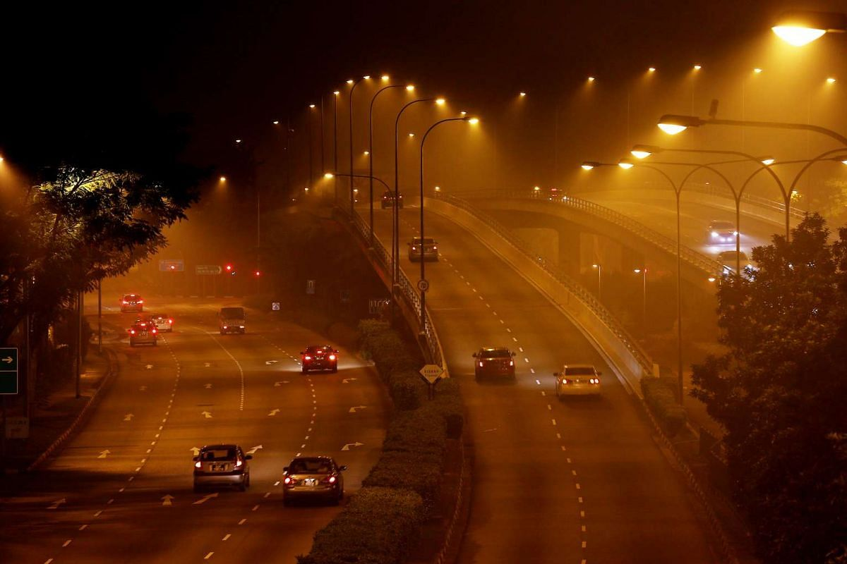 9.30pm:The Haze in Toa Payoh