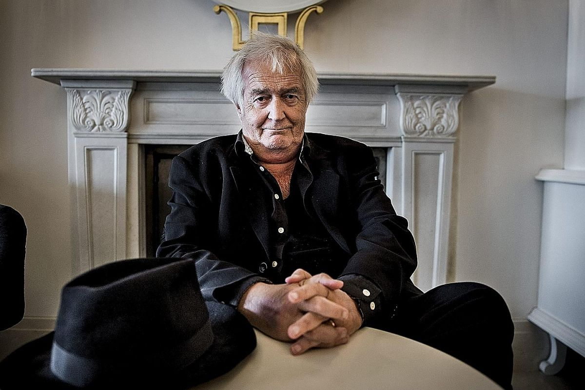 Swedish author Henning Mankell wrote 10 mystery novels featuring the gruff but humane Inspector Kurt Wallander.