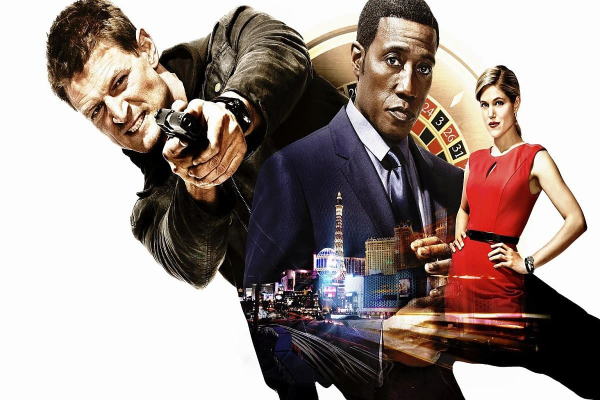 Philip Winchester, Wesley Snipes and Charity Wakefield star in The Player.
