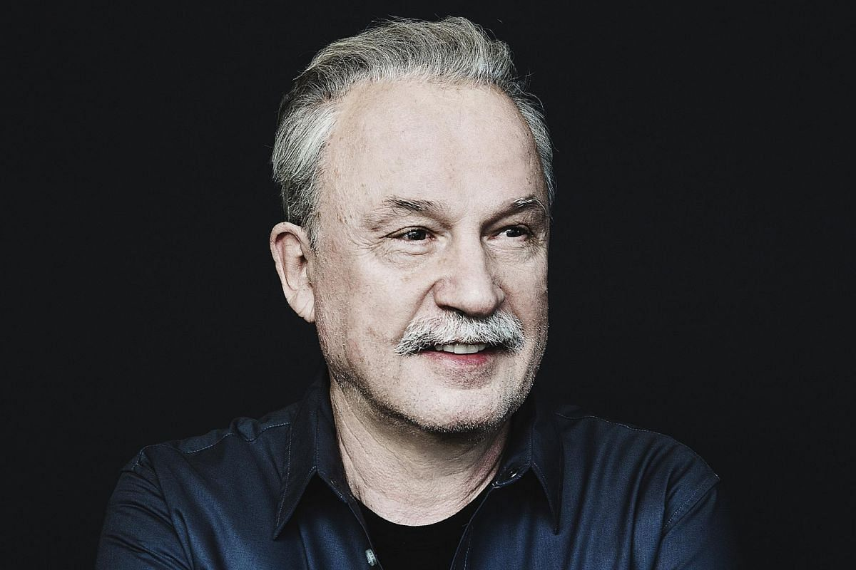 Disco pioneer Giorgio Moroder now tours the world playing DJ sets.