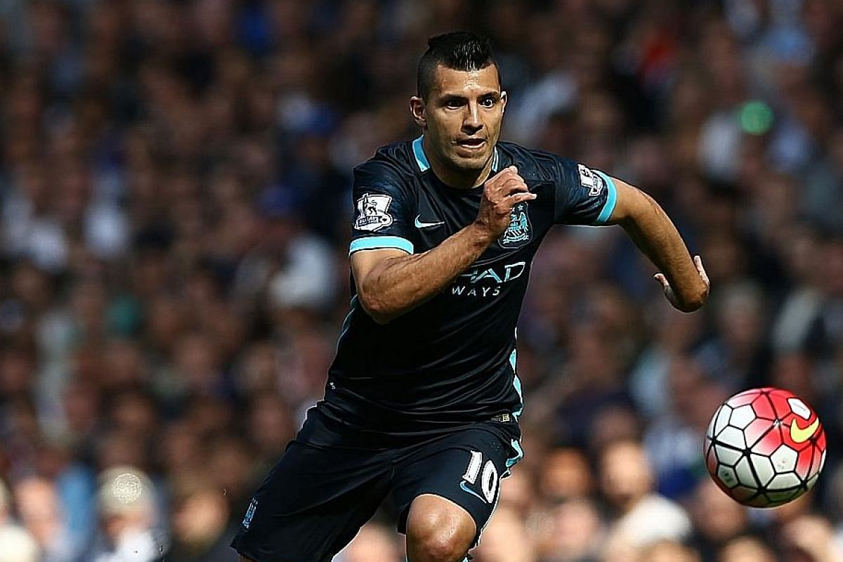 Sergio Aguero may be injured now and can't add to his most recent five-goal harvest in Manchester City's tie against Newcastle but his class should make him vie for top-marksman honours at season's end.