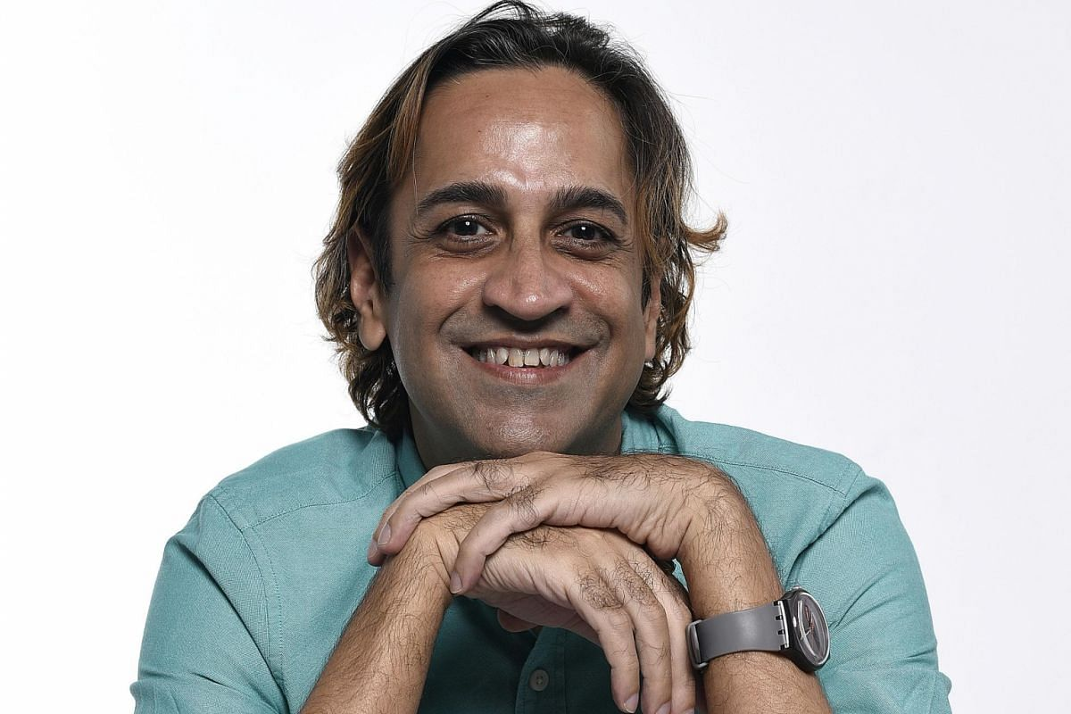 Playwright Haresh Sharma considers The Necessary Stage his proudest achievement.