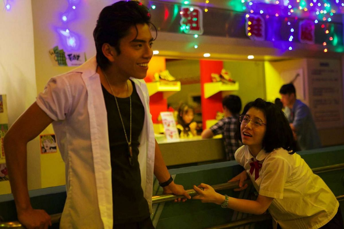 Darren Wang and Vivian Sung star in Taiwanese romantic comedy Our Times.