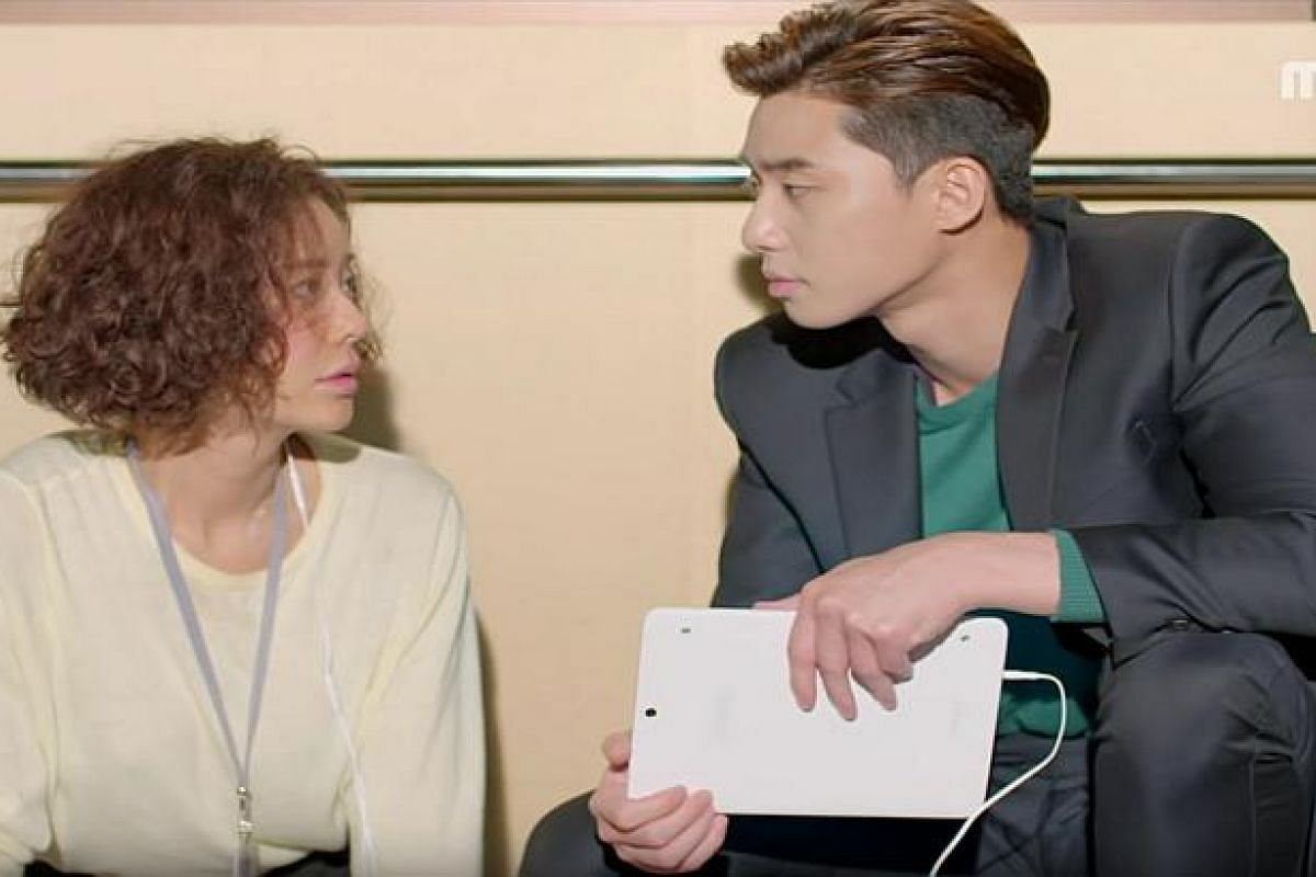 Hwang Jung Eum and Park Seo Joon (both above) in the K-drama She Was Pretty; and Korean actor Cha Seung Won who looks as good as his cooking in 3 Meals A Day - Fishing Village.