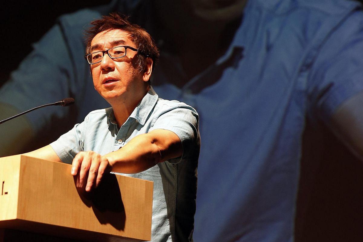 Hong Kong Columnist Chip Tsao.