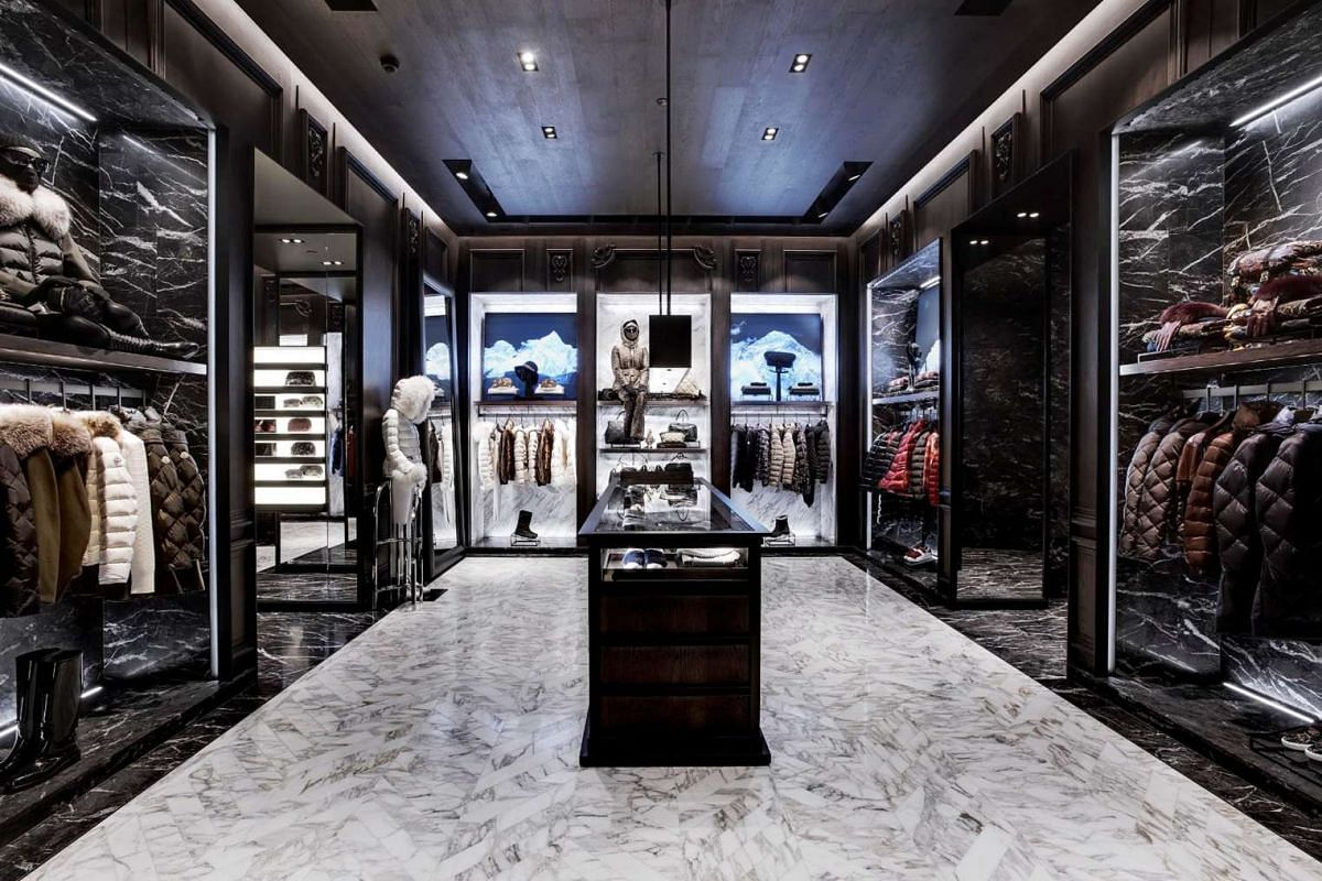 """It is very important for Moncler to be in the right place, to have a relationship with a very important market."" — MR REMO RUFFINI, on Moncler setting up shop in Singapore at Ion Orchard (above)"