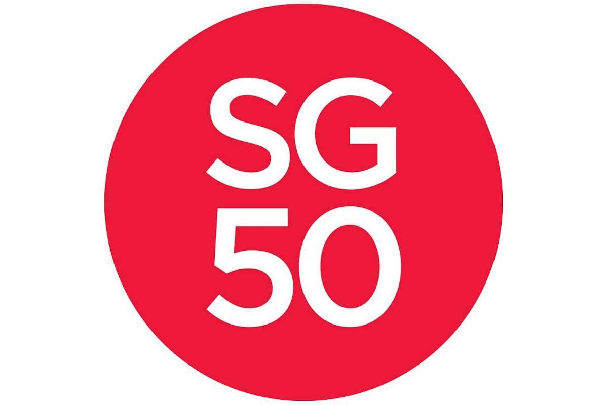 The SG50 logo.