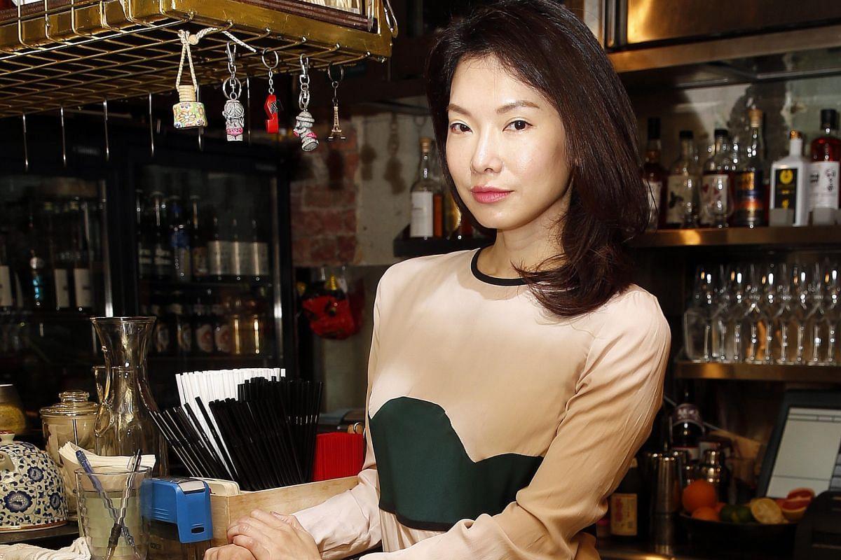 Michelle Goh.