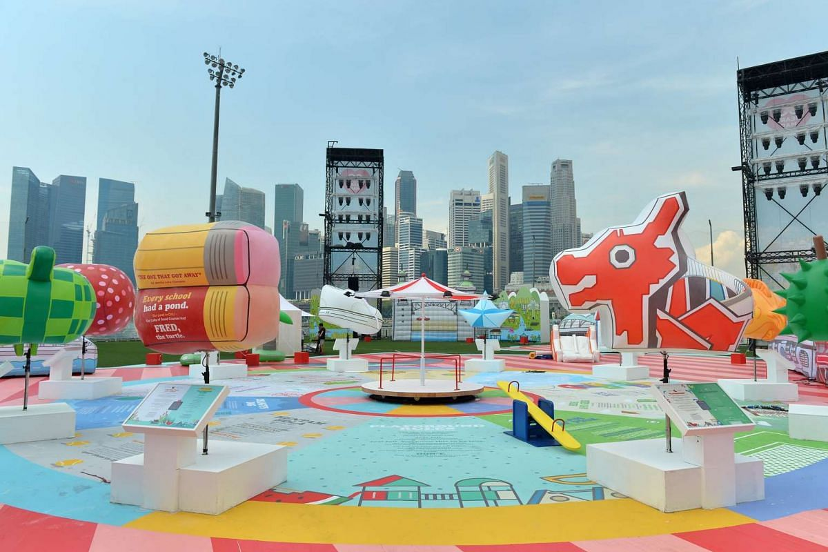 The SG Heart Map Festival brings to life personal stories of 50 places in Singapore.