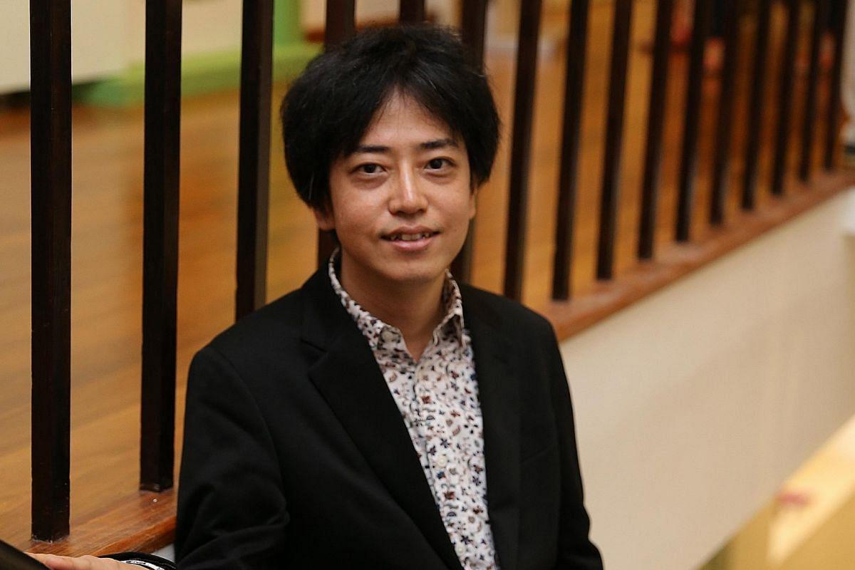 Fuminori Nakamura's first novel, The Gun, will be released in English next month.